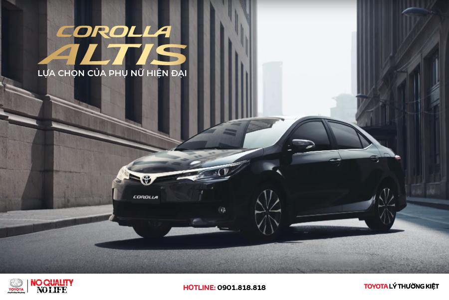 triển lãm xe Toyota