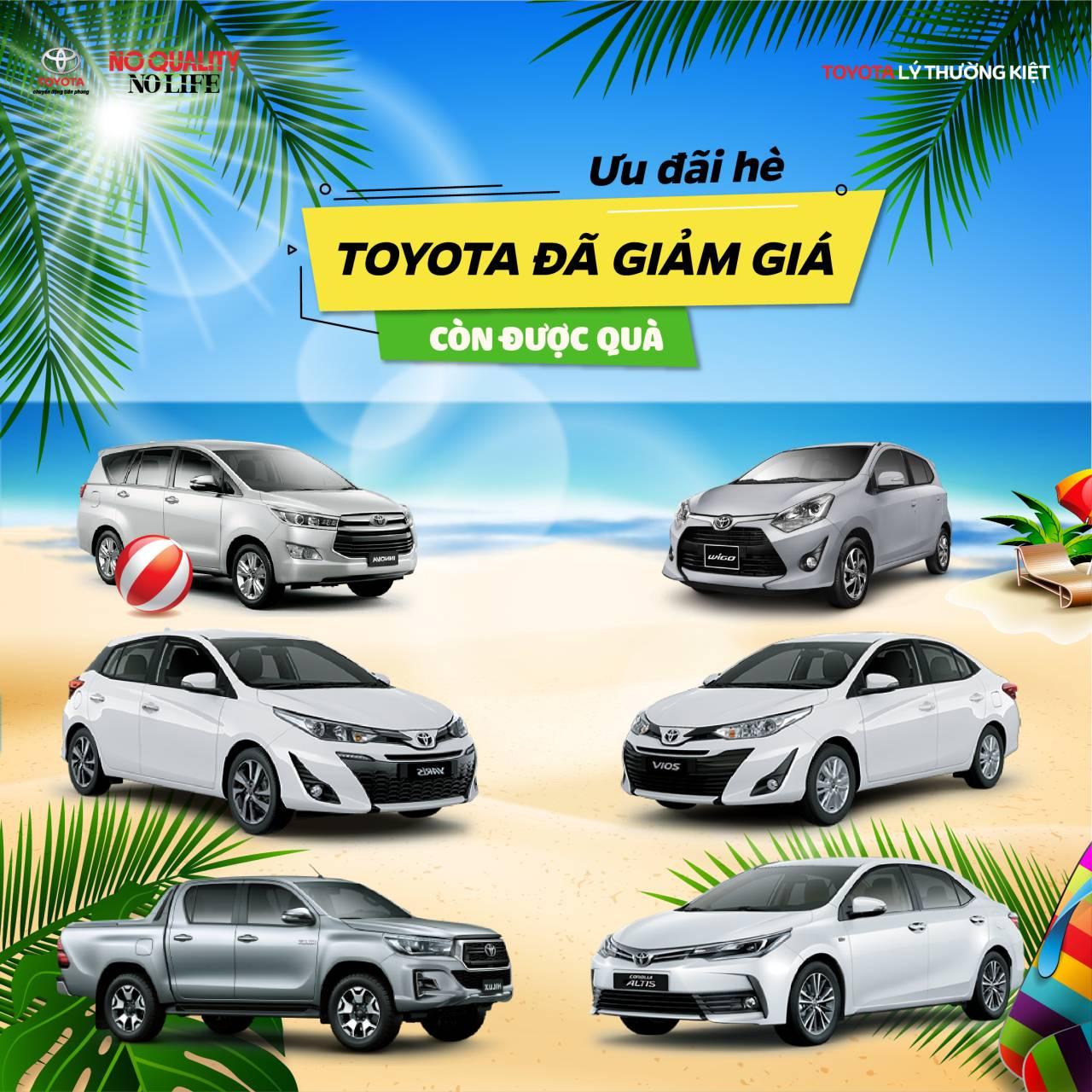 Xe Toyota