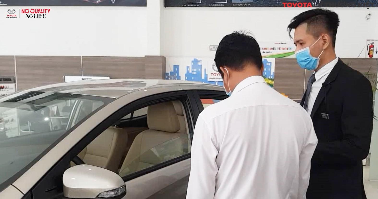 hội thi tay nghề xe Toyota