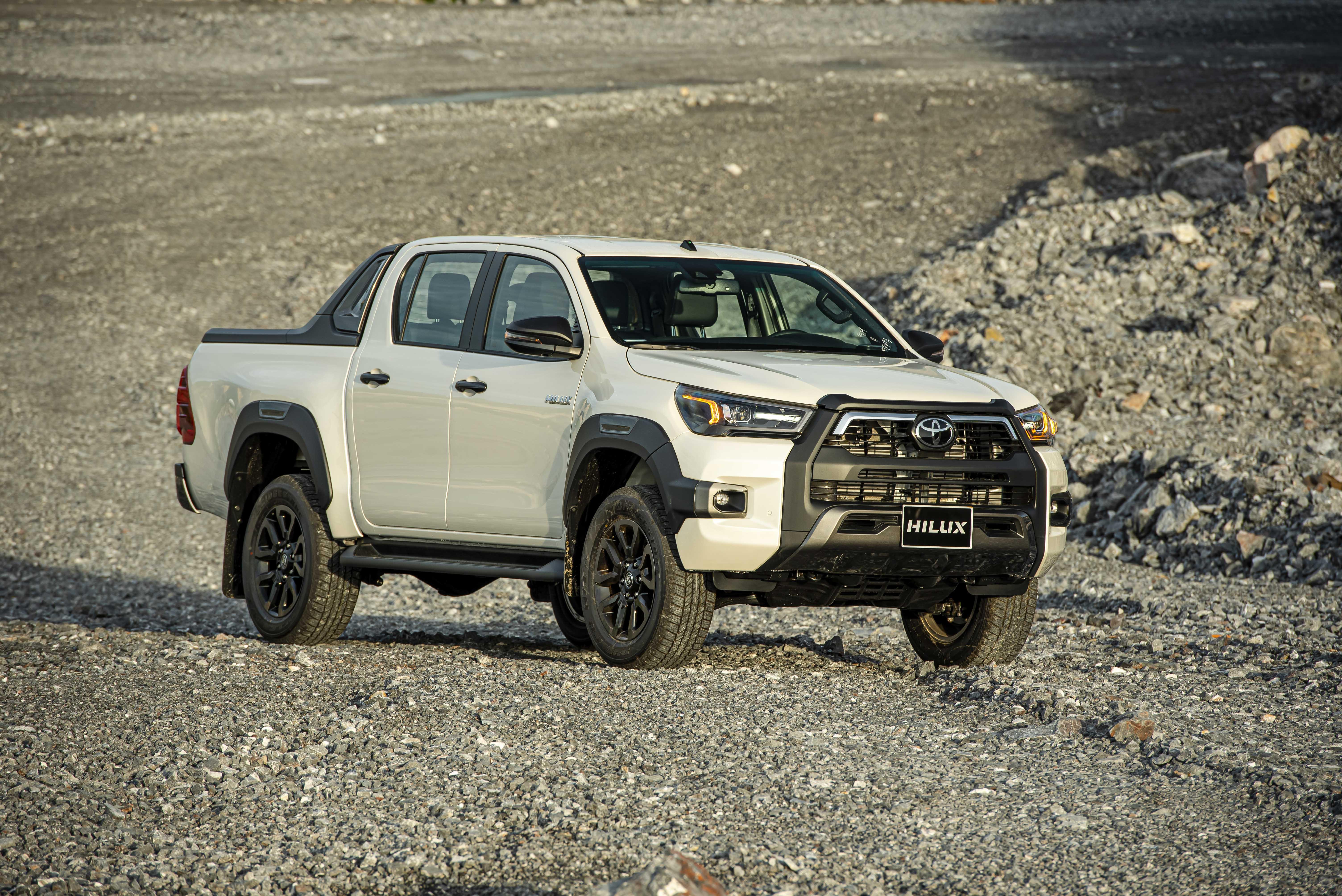 Toyota Hilux 2020