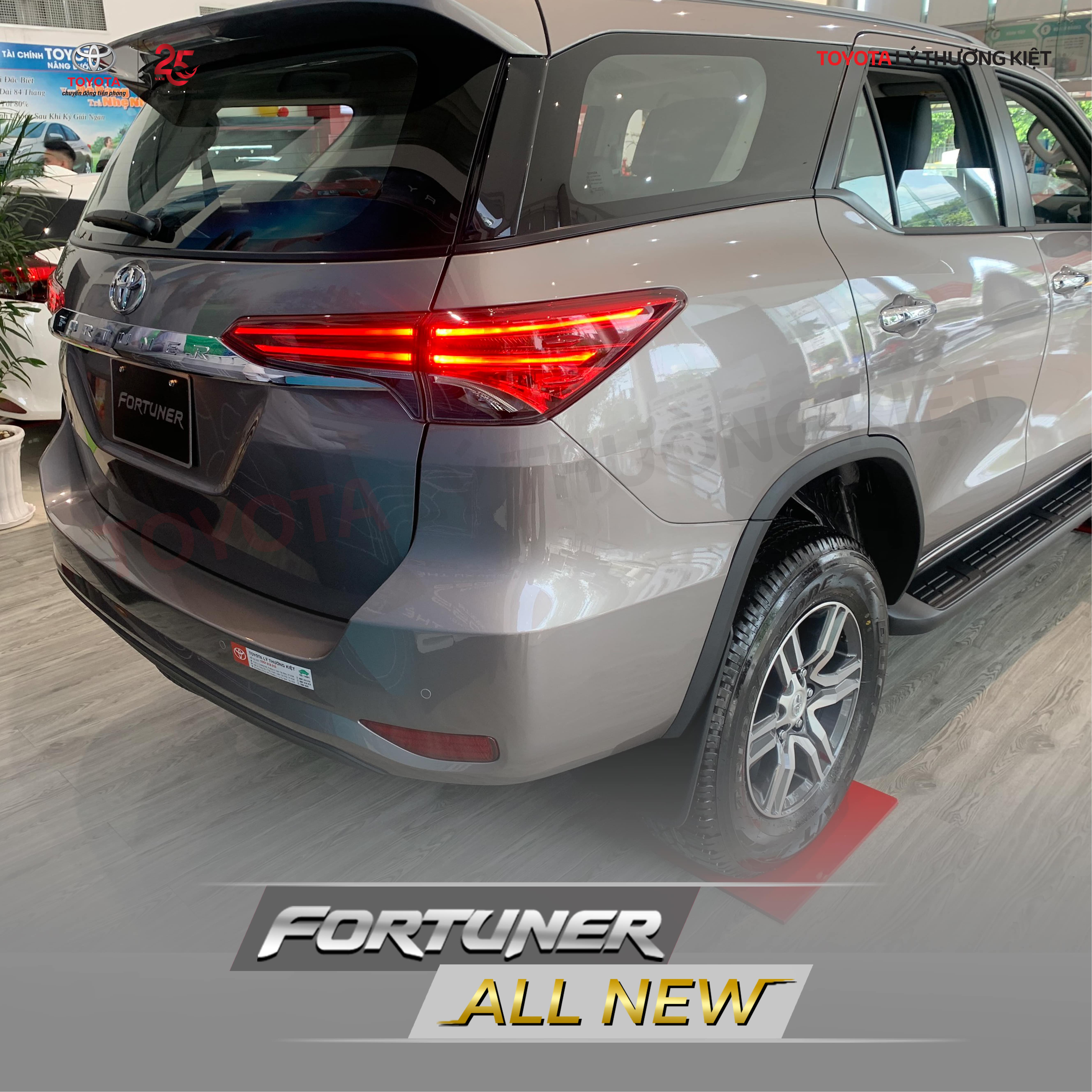 Xe Fortuner 2020