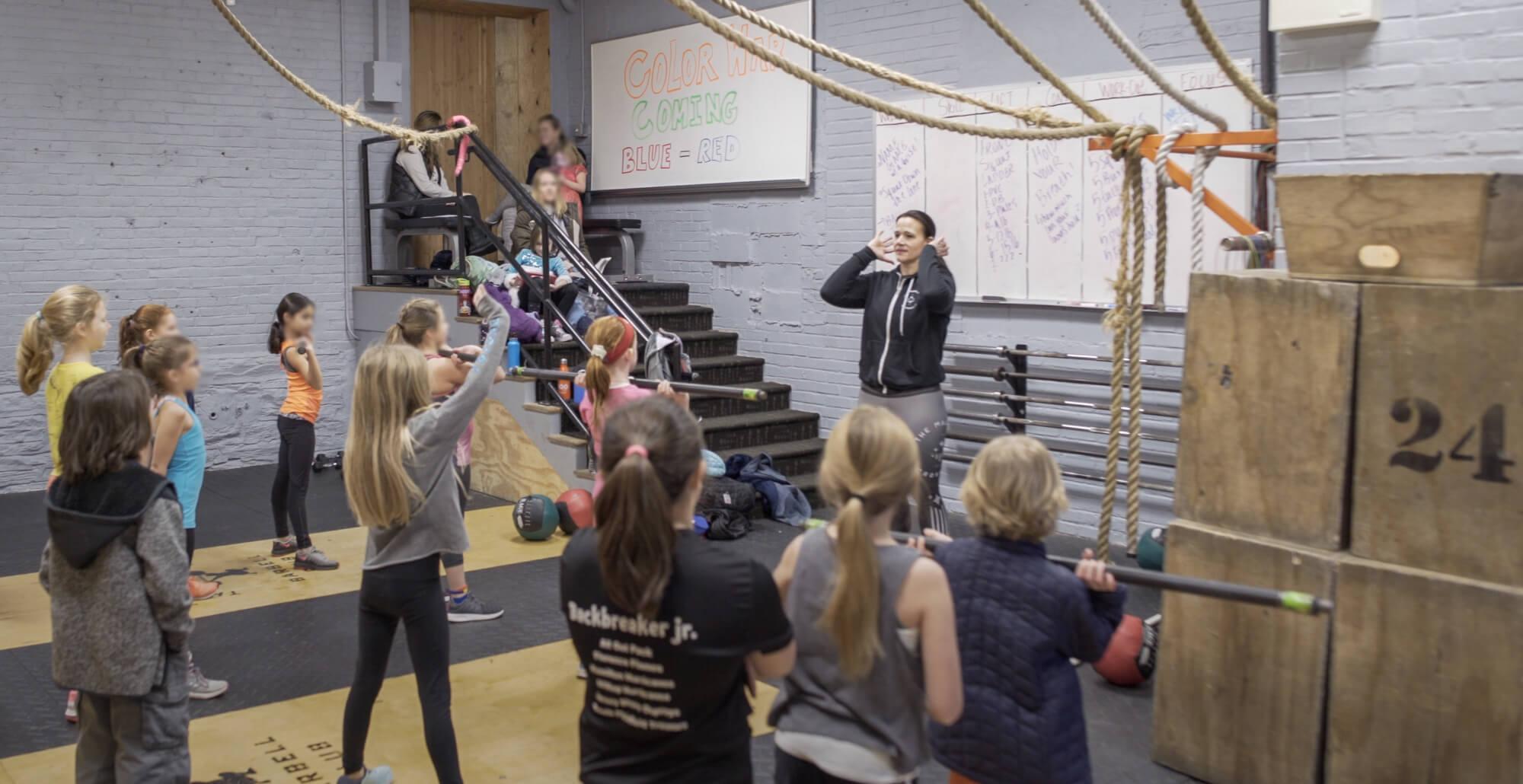 Starting a CrossFit Kids Program?