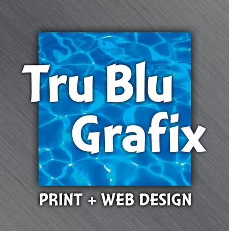 Tru Blu Grafix Print + Web Design
