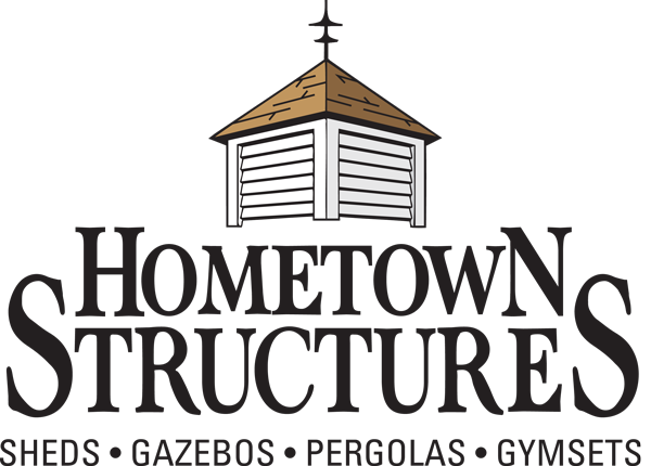 Hometown Structures logo