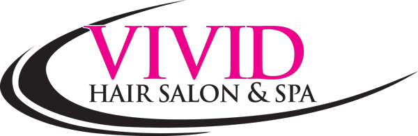 Vivid Salon and Spa logo