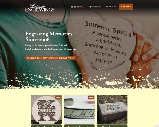 Designer Engravings