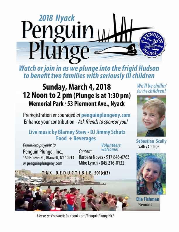 Penguin Plunge NY