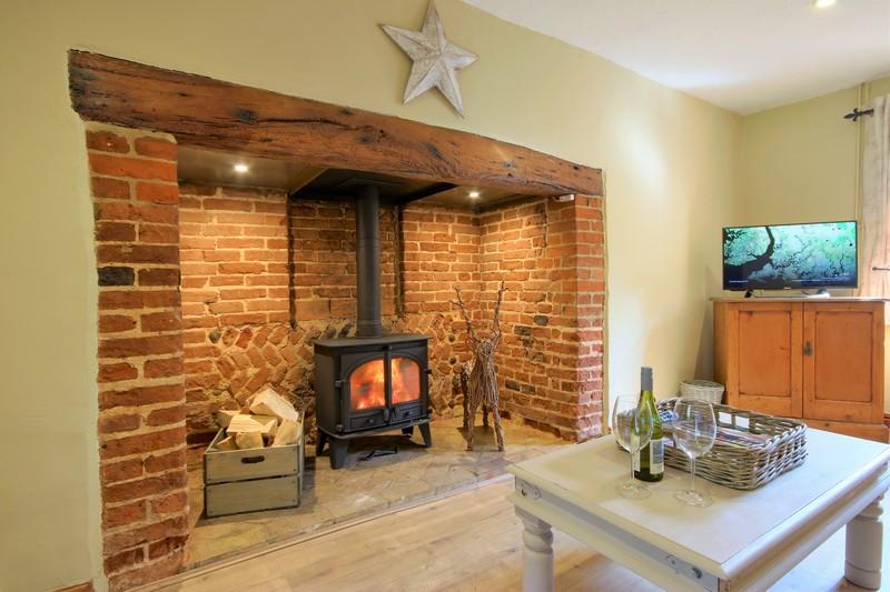 Fox Cottage Living Room 2