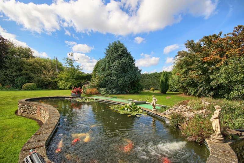 Swan Cottage - Garden Area