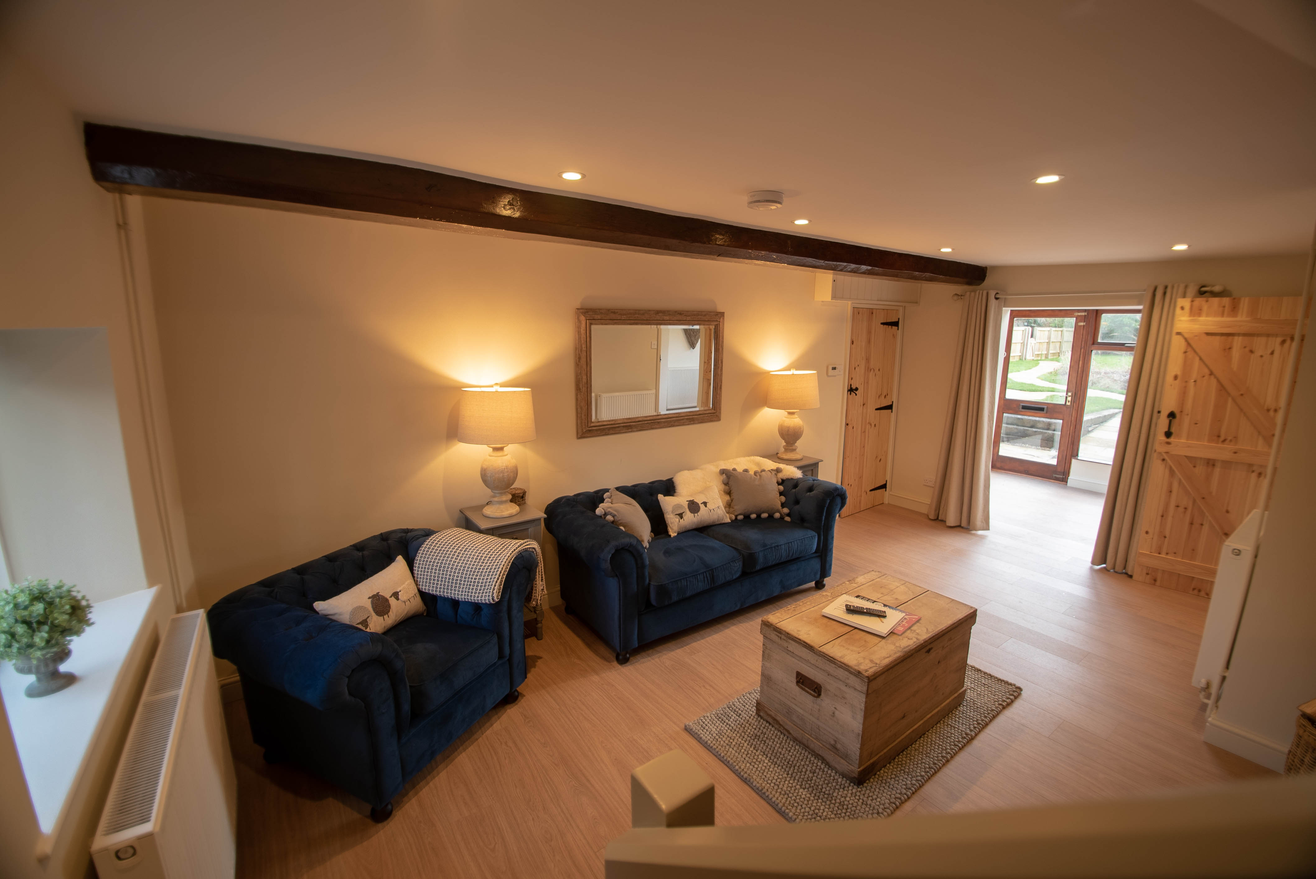 Fox Cottage Double Room 2