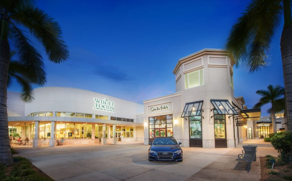 Naples FL Whole Foods - residences at mercato