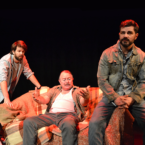 House on Fire at Palm Beach DramaWorks