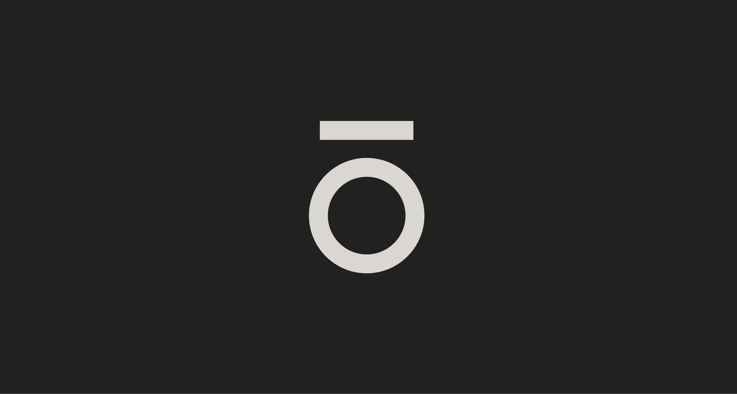 An image of ōLiv's new O brand icon.