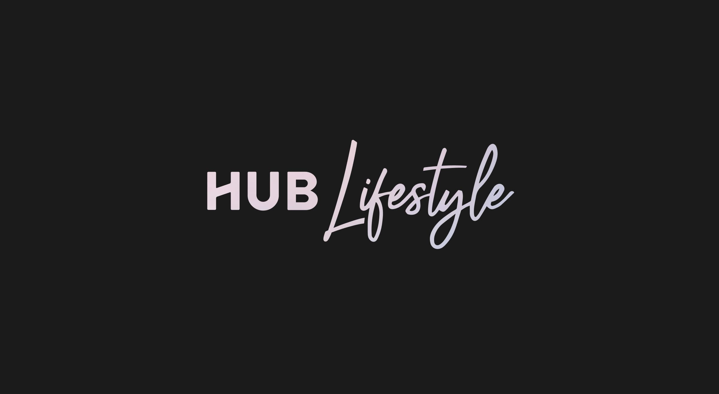 An image of the new Hub Lifestyle logo.