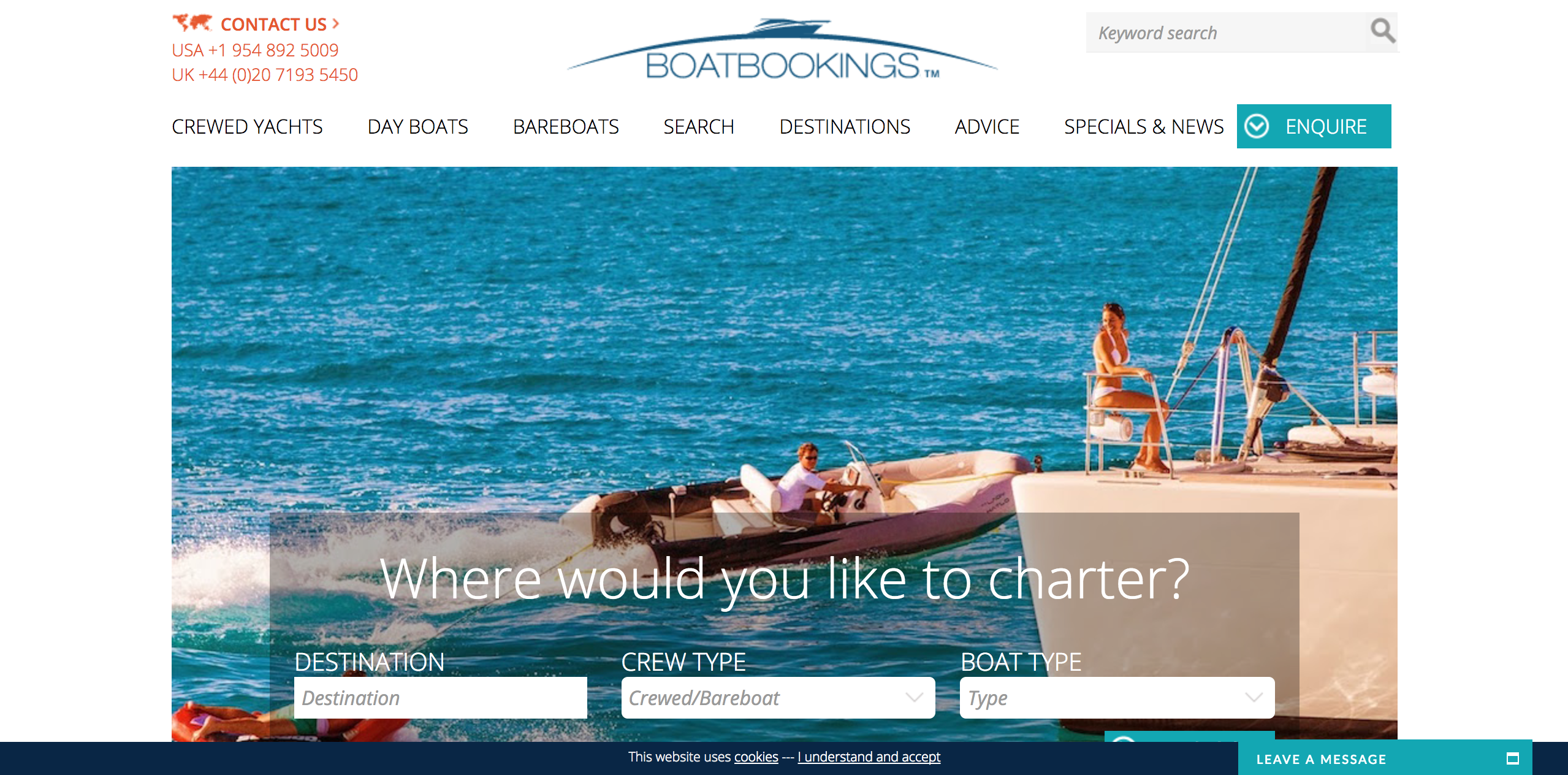 BoatBookings