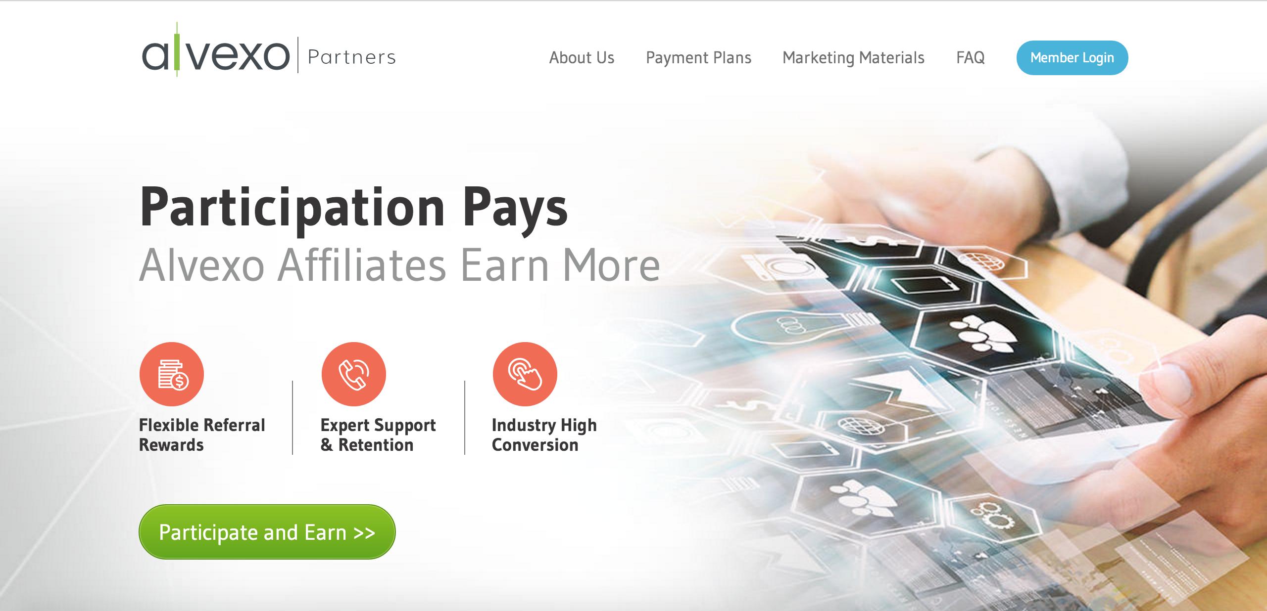 forex trading platform affiliate program