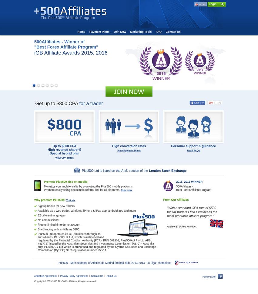 Forex affiliate program reviews