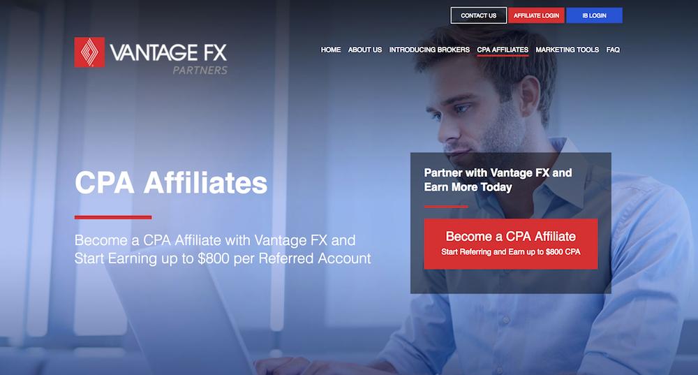 Vantage FX Partners