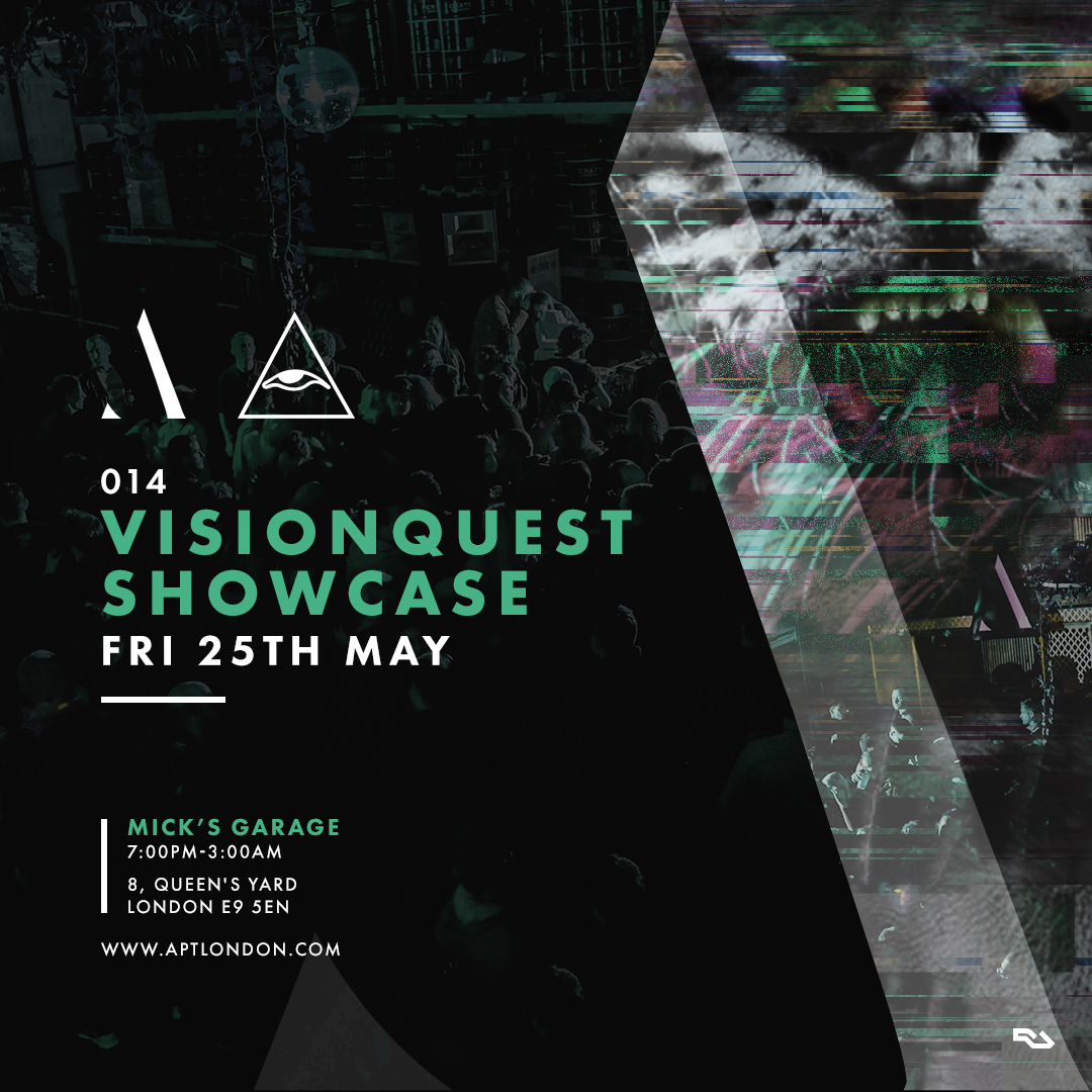 Visionquest join Apt: in 014 showcase!