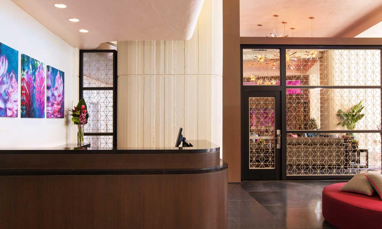 The Royal Hawaiian lobby Architecture, Interior Design, and layout