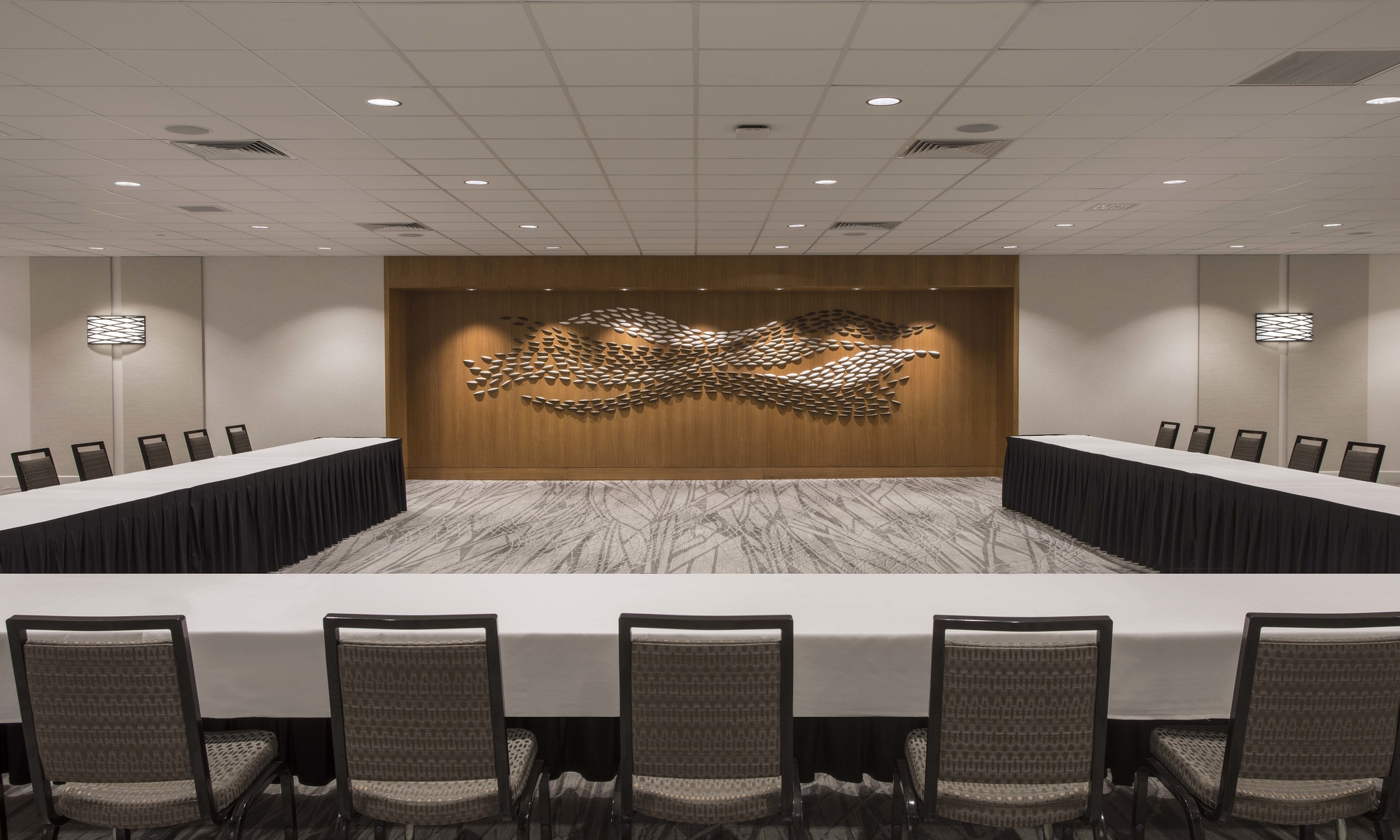 Alohilani Resort Waikiki Beach Meeting Rooms and Ballroom - Interior Design