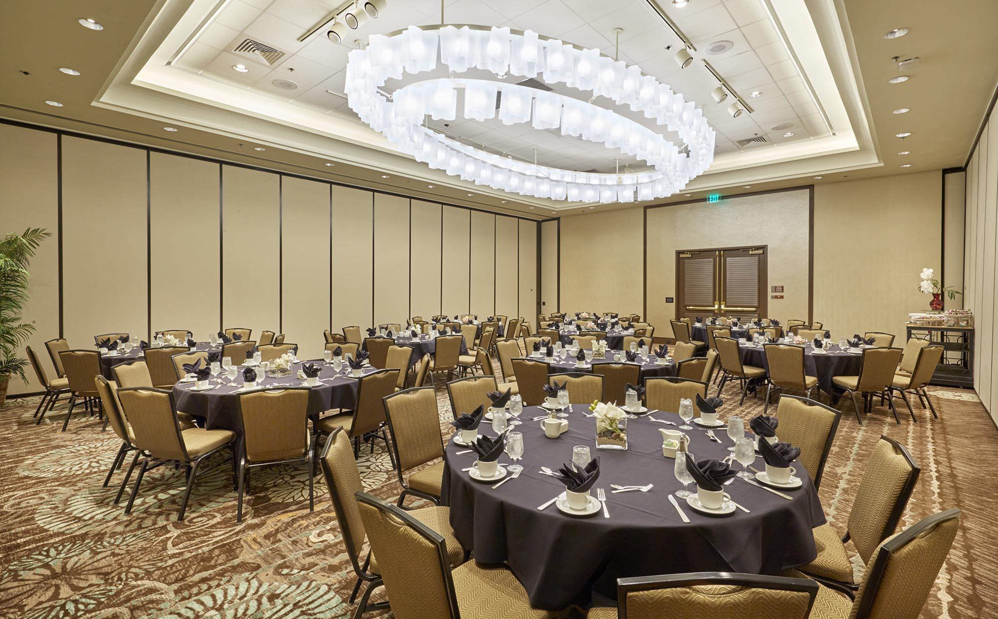 Hilton Hawaiian Village South Pacific Ballroom and Boardroom