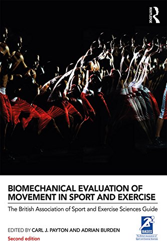 biomechanical evaluation of movement in sport and excercise