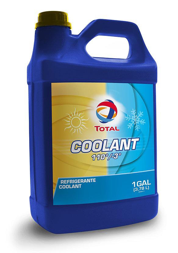 Total Coolant 110/-3ºC