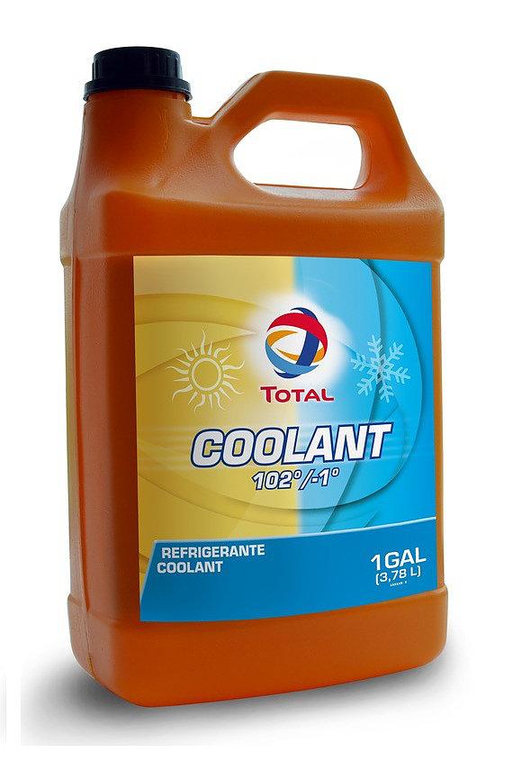 COOLANT 102/-1ºC