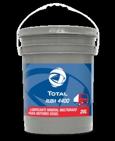 Total Rubia 4400 20W-50