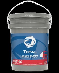 Total Rubia TIR 6400 15W-40