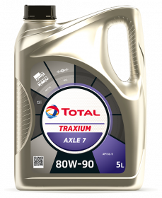 Total Traxium Axle 7 80W-90