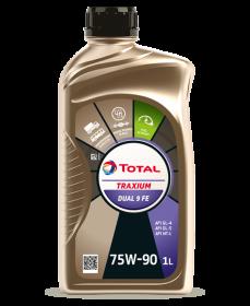 Total Traxium Dual 9 FE 75W-90