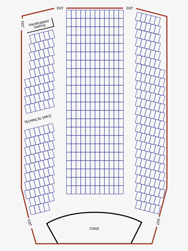 Seating Chart map