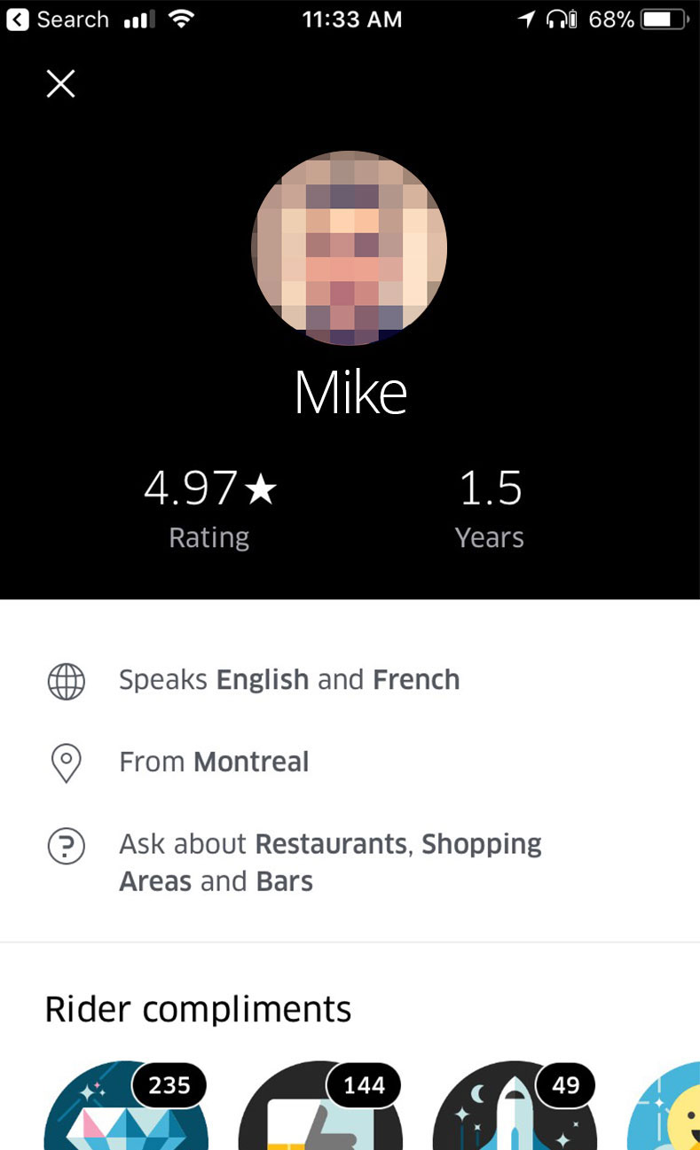 Uber Driver Rating - What an Uber Driver Taught Me (About Data-Driven* Decisions) – OttoLearn Microlearning