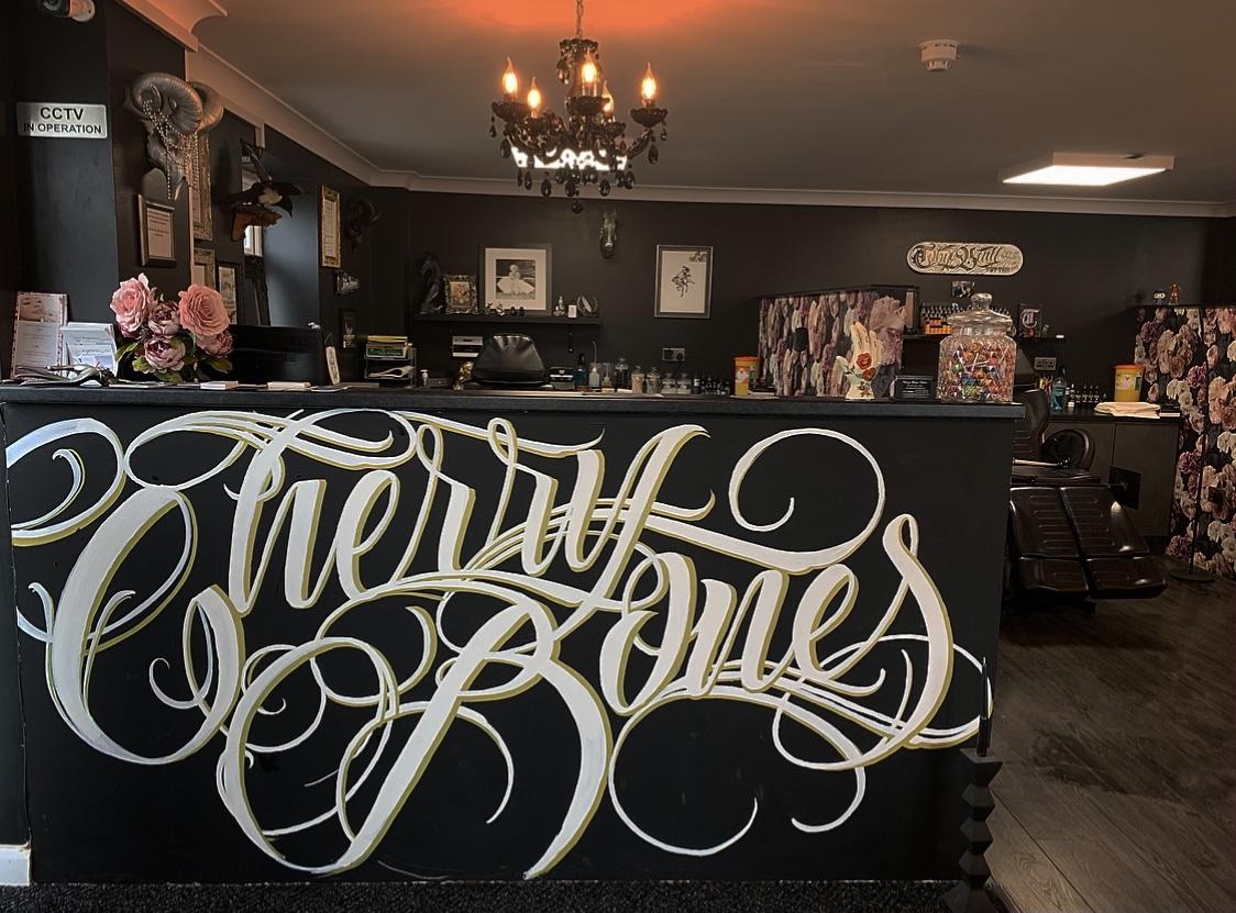 Cherry Bones Tattoo shop