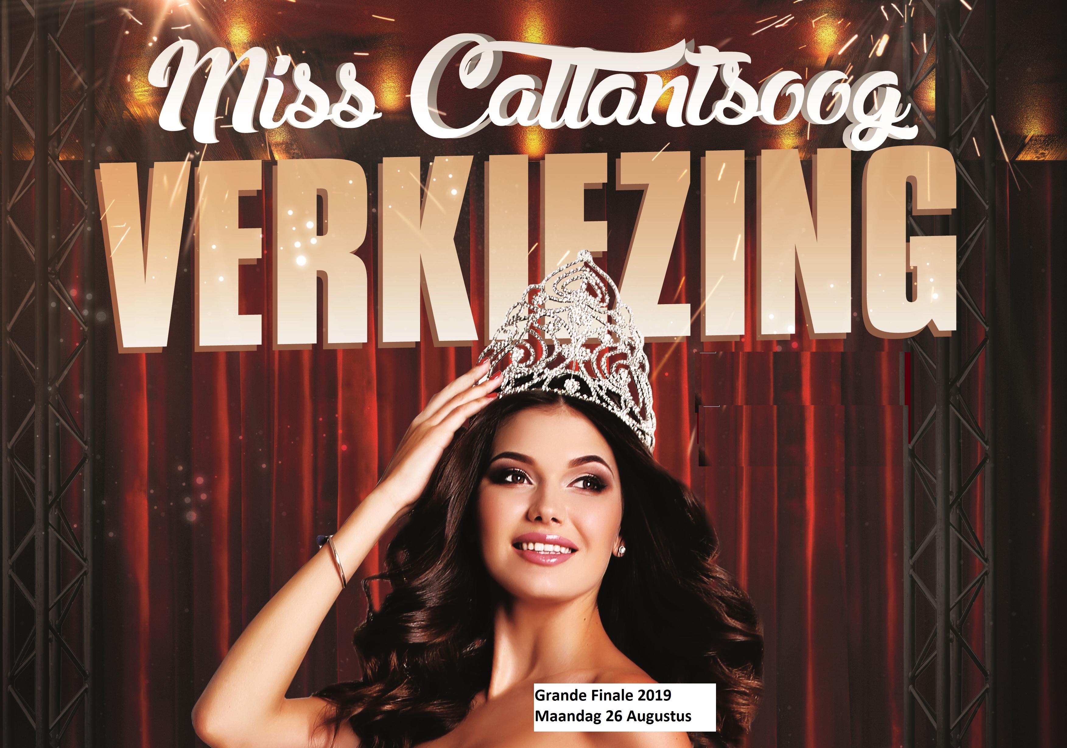 Miss Verkiezing 2019