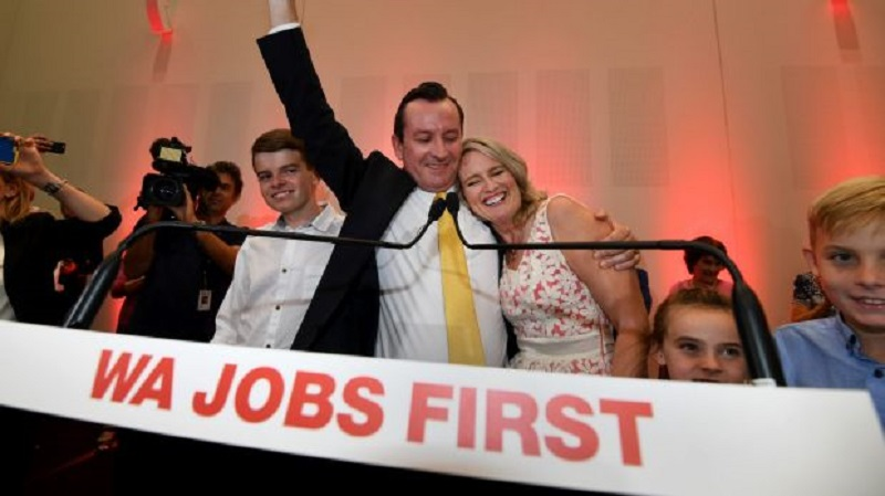 Labor victory WA election McGowan
