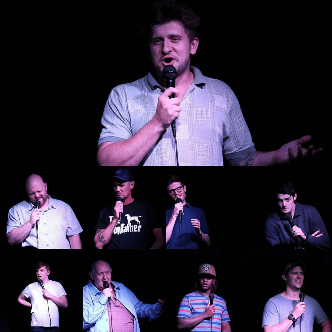 Standup comedians Perth