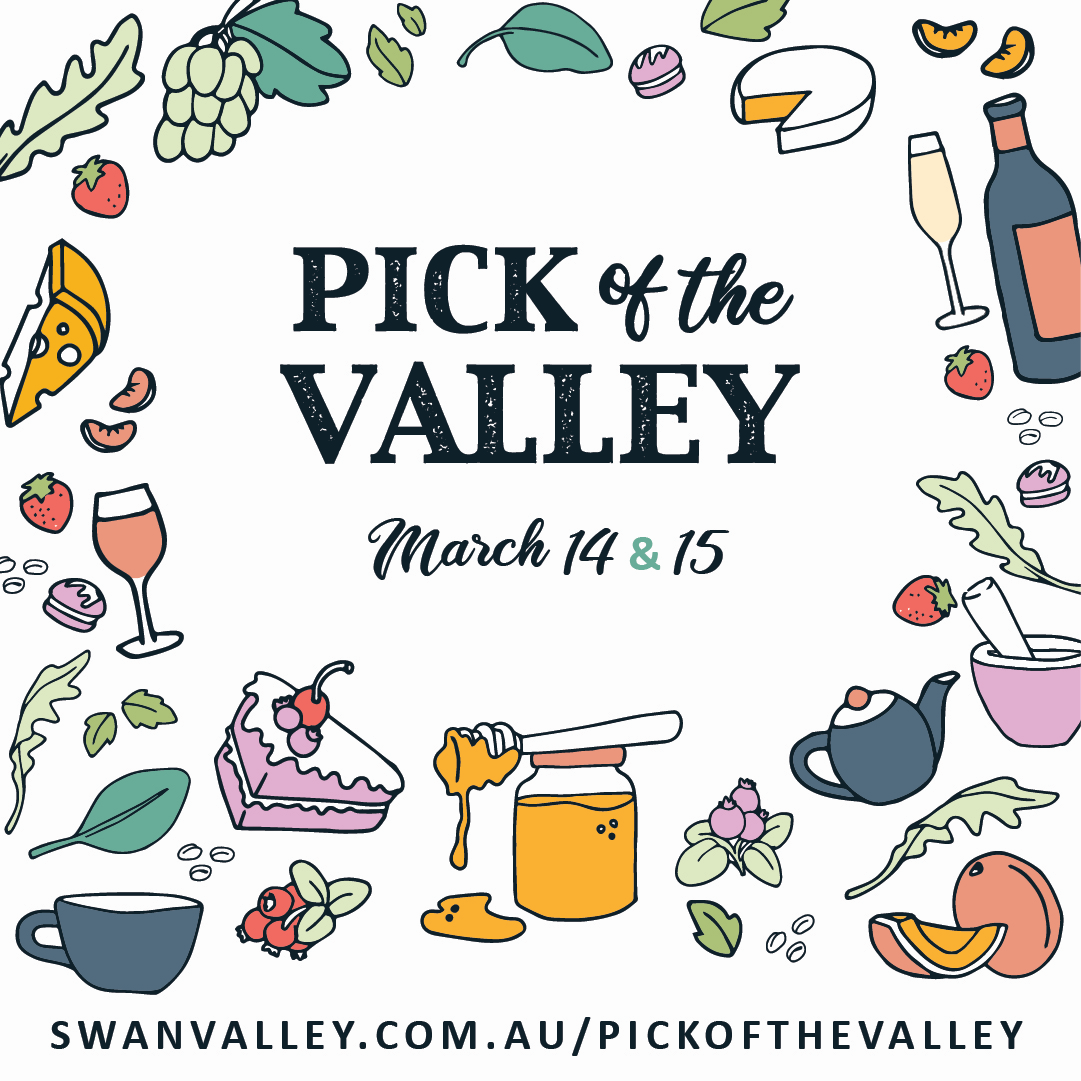 Pick of the Valley event held in march 2020