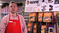 Rome Pie Irons