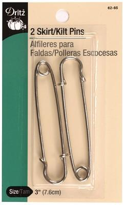 Skirt/kilt Pins- 2pack