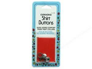 Expanding Pant And Shirt Button