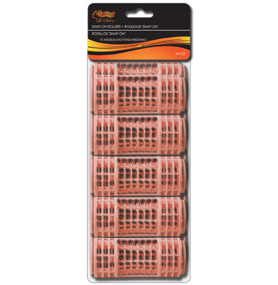 Plastic Snap-on Rollers