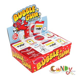 Bubble Gum Sticks 24 Pack