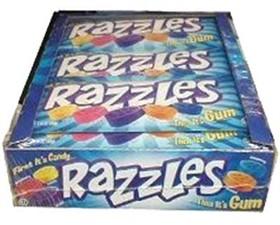 Razzles 24 Pack
