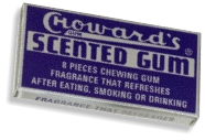 Choward's Scented Gum 24 Pack