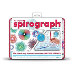 Spirograph Design Set - 15pc