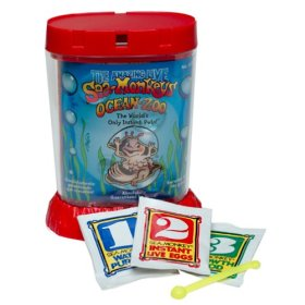 Live Sea - Monkeys