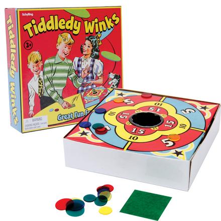 Tiddledy Winks